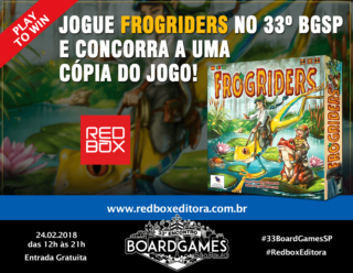 Promo - Frogriders