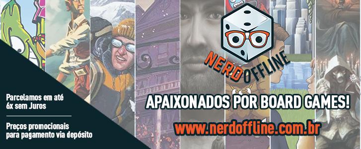 Banner - Nerd Offline