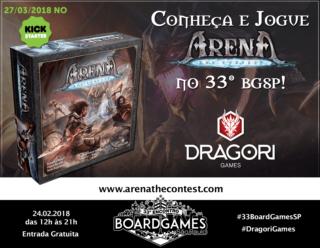 Promo - Arena The Contest