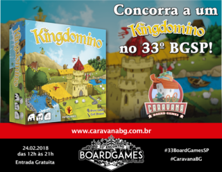 Promo - Caravana Board Games