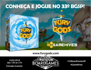 Promo - Fury Gods