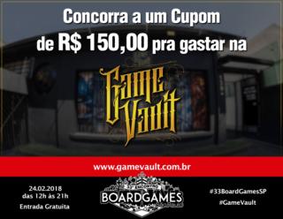 Promo - Game Vault