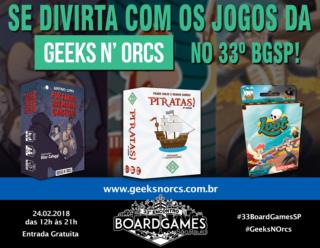 Promo - Geeks N' Orcs