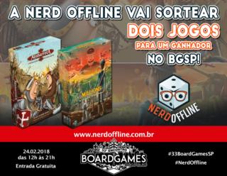 Promo - Nerd Offline