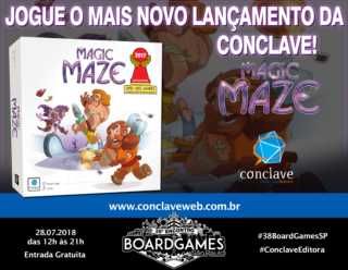 Promo - Conclave - Magic Maze