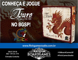 Promo - Flick Game Studio - Tsuro