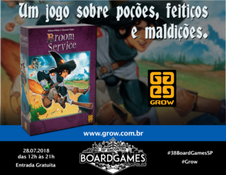 Promo - Grow - Broom Service