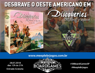 Promo - Meeple BR - Discoveries
