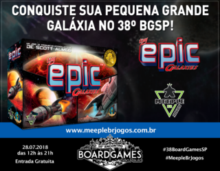 Promo - Meeple BR - Tiny Epic Galaxies