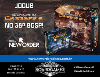 Promo - New Order - Shadowrun!