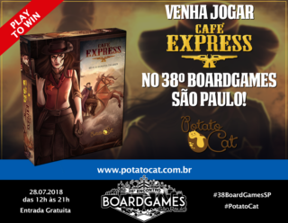 Promo - Potato Cat - Café Express
