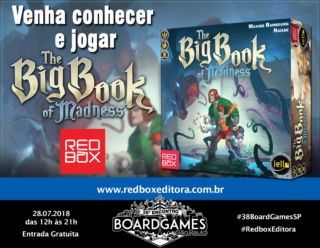 Promo - Redbox - The Big Book of Madness