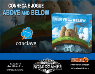 Promo - Conclave - Above and Below