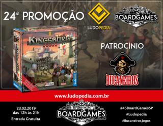 Promo - 24a Promoção BGSP - Ludopedia