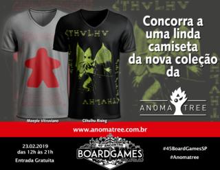 Promo - Anomatree - Sorteio