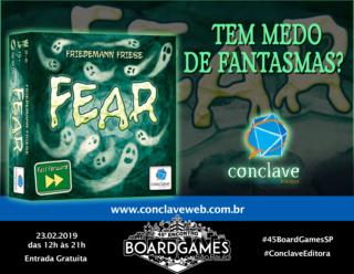 Promo - Conclave - Fear