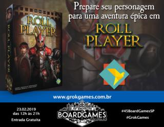 Promo - Grok - Roll Player