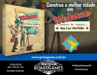 Promo - Grok - Welcome To