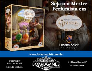 Promo - Ludens Spirit - Grasse
