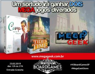 Promo - Mega Geek Store