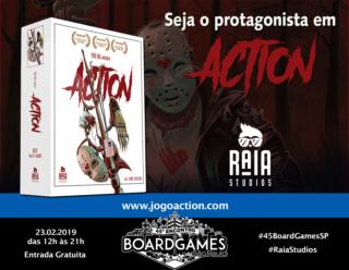 Promo - Raia Studios - Action