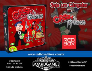 Promo - Redbox - Cash n' Guns