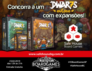Promo - Safe House Board Game